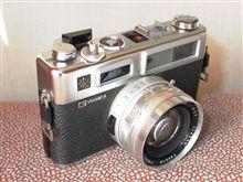 ヤシカエレクトロ35GS、、