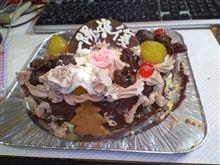チョット変わったケーキ