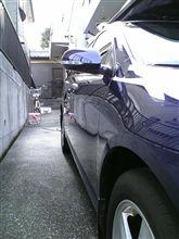 洗車&ワイパーゴム交換