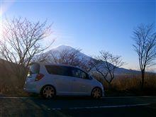 ぶらりドライブ in Fuji Yoshida.