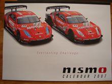 NISMOカレンダー