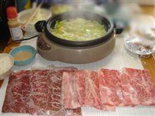 最後の晩餐(・∀・)♪お肉にまみれて・・・