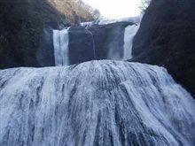 袋田の滝!!