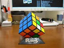 ルービックキューブ。