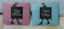 『Man and Woman』と『Here & There』