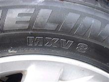 タイヤ換えました  ついでに…