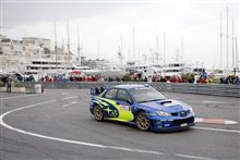 WRCモンテカルロ・アトキンス4位