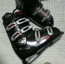 スキーブーツ購入
