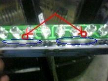 デイマーカーライトDX修理