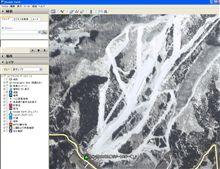 Google earthをインストール
