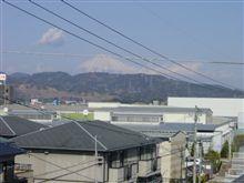 富士山、お久し振りです
