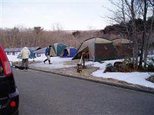 今度は雪中キャンプだ!Shacklesスノーアタック!!