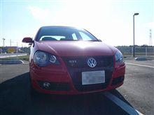 本日の試乗 「VW Polo GTI」