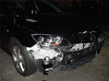 交通事故・・・やってしまいました