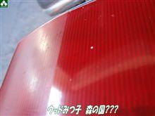 エターナル塗面光沢復元剤 テスト
