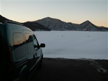 今年の榛名湖