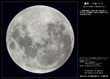 月に願いを♪