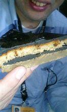 「伝説のパティシエ」作の第3弾チョコレートケーキ