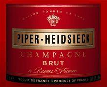 Piper Heidsieck Brut (パイパー・エドシック・ブリュット)