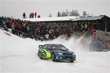 WRCラリー・スウェーデン、ソルベルグはノーポイント・戦略ミスではないのか?