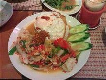 タイ料理~。