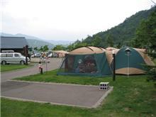 今年も初キャンプに行ってきました♪