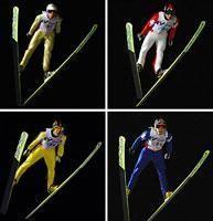 日の丸飛行隊 銅メダル