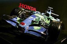 【F1】Honda、地球をイメージした新マシンカラーリング発表!