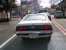 この車 なんですか??