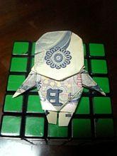 お札 DE 折り紙