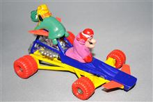 英コーギー、チキチキマシン猛レース、みどり色のケンケン、