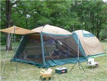 数年ぶりのキャンプ