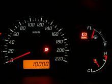 10,000km!