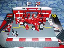 LEGO RACERS完成!