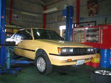 昭和60年式 ワンオーナーカー 全塗装済み