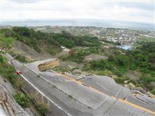 沖縄県北中城村の土砂崩れ現場の今