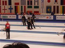 2007世界女子カーリング選手権大会が青森でやってるんで行ってきた。