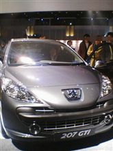 NEW PEUGEOT 207 SPECIAL NIGHT