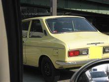 この車の名前は!?何ですかね~?
