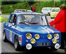 4輪ディスク・・フランス車