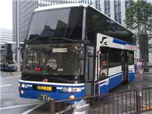 名古屋へ行ってきました。~帰りの夜行バス編~