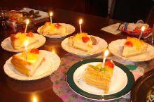 昨日のケーキ