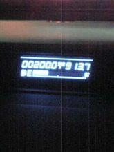 2000キロ達成!