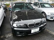本日の試乗 「BMW M3」