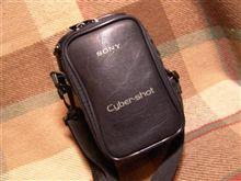 SONY サイバーショット DSC-S85用 キャリングケース