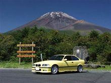 富士山南麓が土砂崩れ