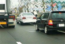 渋滞の原因は