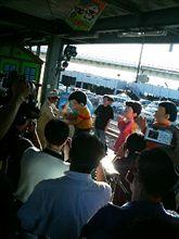 ドラえもん海底列車 最終日 最終便 函館駅到着