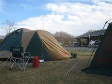 2007初のファミリーキャンプは・・・