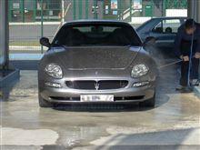 洗車場にて(第二弾)